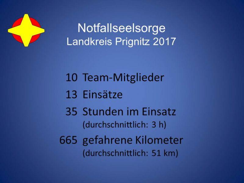 Notfallseelsorge - Kirchenkreis Prignitz